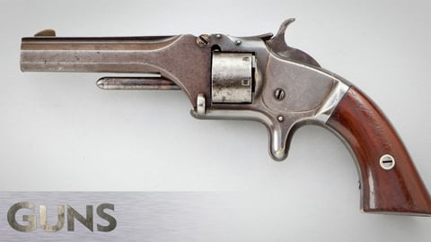 Guns - The Evolution Of Firearms: Post Civil War Weapons And The Winning Of The West