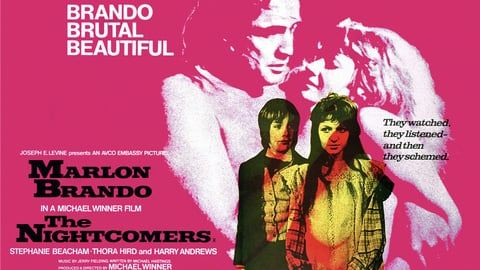 The Nightcomers cover image