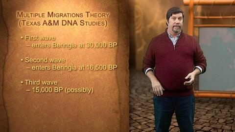 The First Human Migrations to the Americas