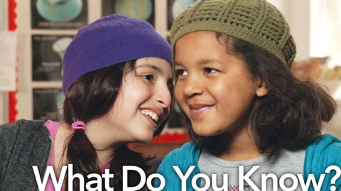 What Do You Know: Six To Twelve Year Olds Talk About Gays And Lesbians