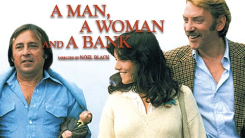 A Man, a Woman, and a Bank cover image