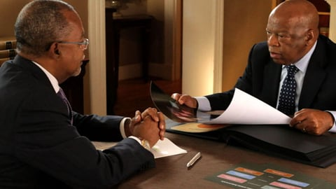 Finding your Roots Collection, With Cory Booker and John Lewis