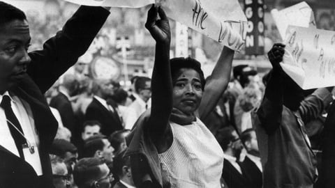 Freedom on my Mind - Mississippi Voter Registration in the 1960's