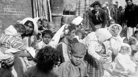 Voices Across the Divide - Identity & History of Palestinians & Jews