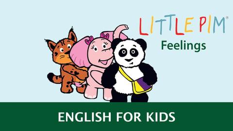 Little Pim: Feelings - English for Kids