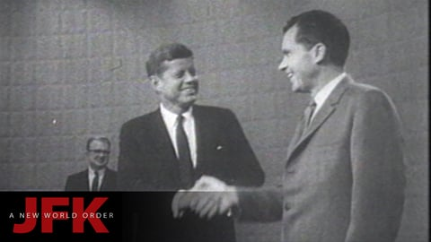 JFK - A New World Order: For All To See