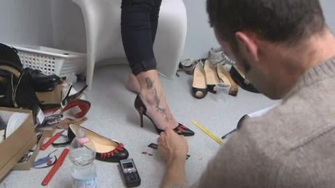 Christian Louboutin: Top Of The Heels