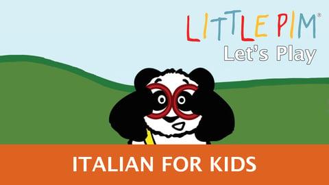 Little Pim: Let's Play!