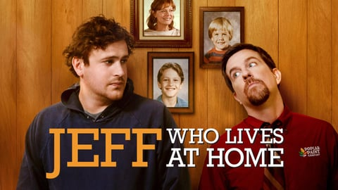 Jeff Who Lives At Home cover image