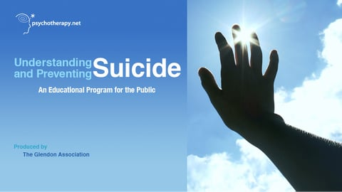 Preview image of Understanding and preventing suicide