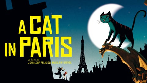 A cat in paris = Une vie de chat cover image
