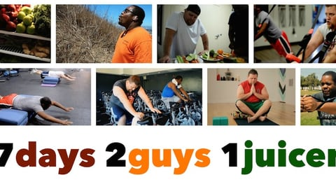 Preview image of 7days 2guys 1juicer