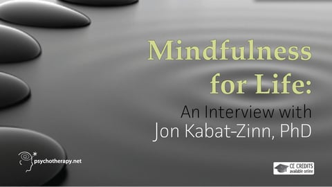 Preview image of Mindfulness for life
