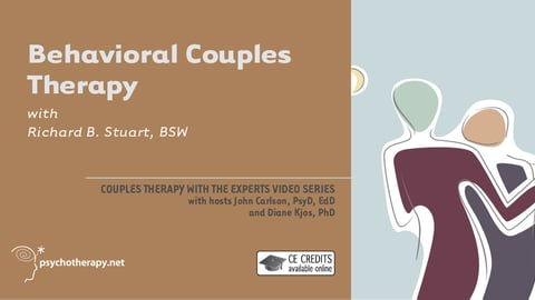Preview image of Behavioral couples therapy