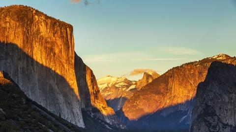 Yosemite: Nature's Cathedral