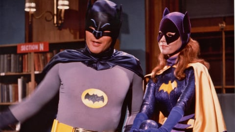 Pioneers of Television: Season 3 Superheroes