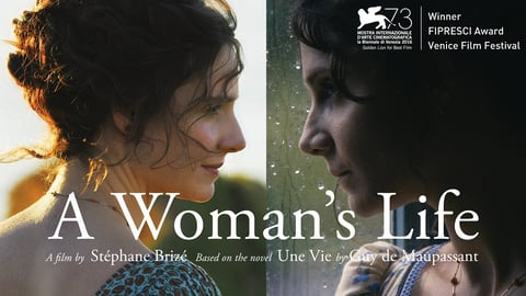 A Woman's Life cover image