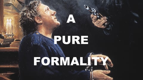 A Pure Formality cover image