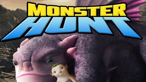 Monster Hunt cover image