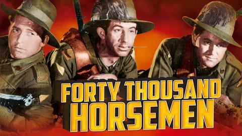 Forty Thousand Horsemen