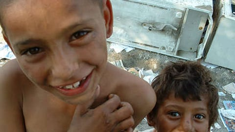 Preview image of Everyday Life of Roma Children From Block 71