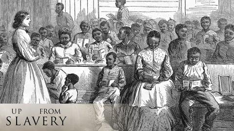 """Up From Slavery: Aftermath Of The Civil War And New """"Freedom"""""""