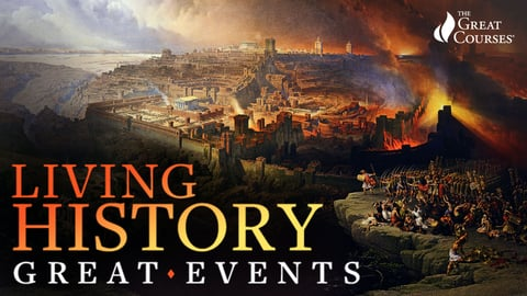 Preview image of Living History: Experiencing Great Events of the Ancient and Medieval Worlds Series