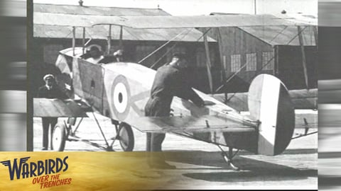 Warbirds Over The Trenches: The Great Zeppelins