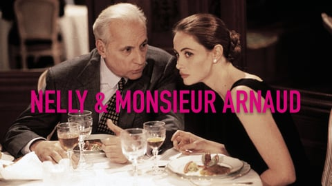 Nelly & Monsieur Arnaud cover image
