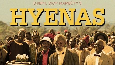 Hyenas cover image