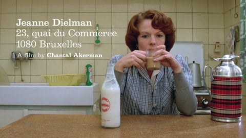 Jeanne Dielman, 23 Commerce Quay, 1080 Brussels