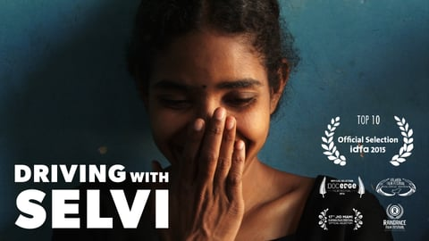 Driving with Selvi cover image