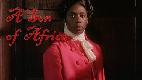 A Son of Africa