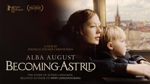 Becoming Astrid cover image