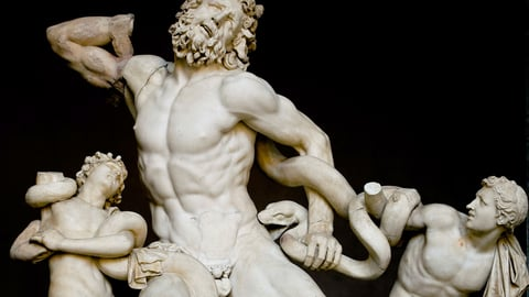 Preview image of Laocoon-Three-Dimensional Narrative