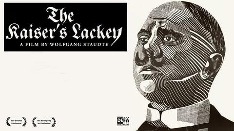 The Kaiser's lackey