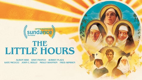 The little hours cover image