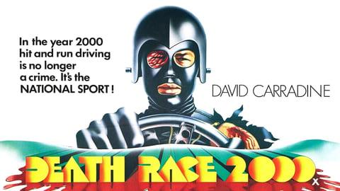 Death Race 2000 cover image
