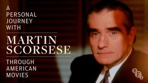 A Personal Journey with Martin Scorsese through American Movies cover image