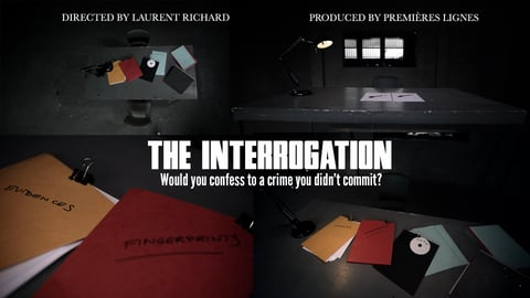 The Interrogation cover image