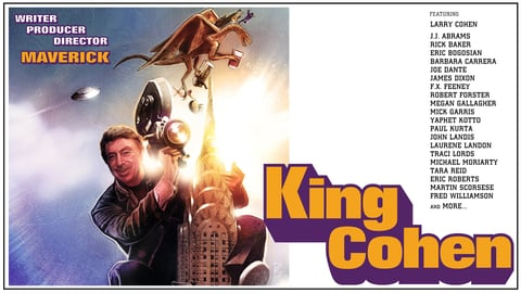 King Cohen cover image