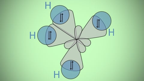 Chemistry and Our Universe. Episode 12, Hybridization of Orbitals cover image