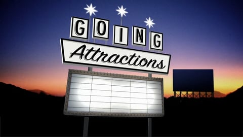 Preview image of Going Attractions: The Definitive Story of the American Drive-In Movie