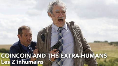 Coincoin and the Extra Humans. Episode 2, Les Z'inhumains cover image