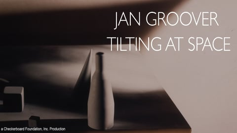 Preview image of Jan Groover: Tilting at Space