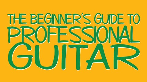 Preview image of Max Milligan - Beginner's Guide To Pro Guitar