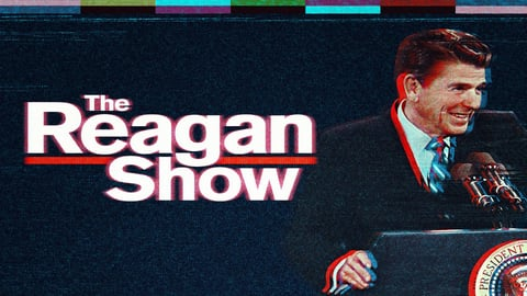 The Reagan show cover image