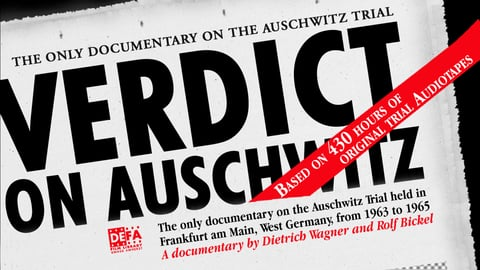 Preview image of Verdict on Auschwitz