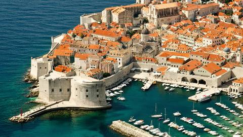Dubrovnik-Pearl Of The Adriatic