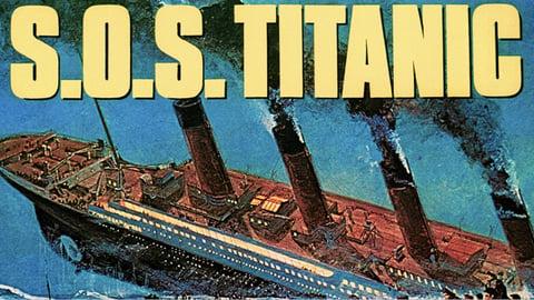 S.O.S. Titanic cover image
